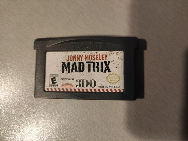 Jonny Moseley - Mad Trix - GameBoy Advance
