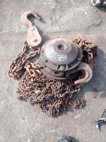 wyciągarka ręczna  udzwig ponad 20 t ,waga 60 kg