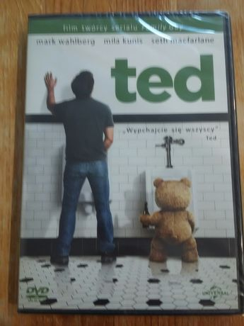 Ted film płyta DVD