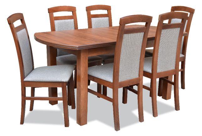 Zestaw do jadalni Z29 - stół + 6 krzeseł