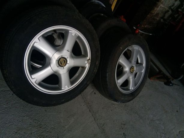 Alufelgi Nissan Almera/Primera. R15 195/55 4x114,3 zamiana