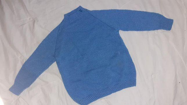 Sweter sweterek 6 7 lat 122 JAK NOWY