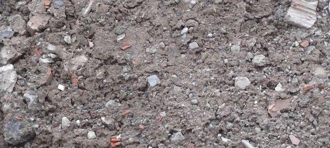 строй материалы, бутовый камень, ЩПС, битый и целый кирпич, крейда.