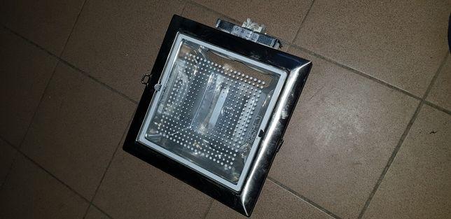 8 Apliques para teto falso 200x200mm