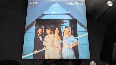 Fantástico álbum em vinil dos ABBA.