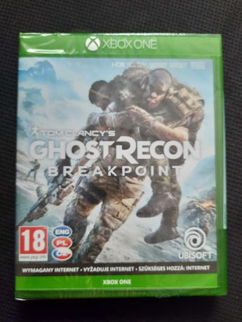 GhostRecon Breakpoint xbox one