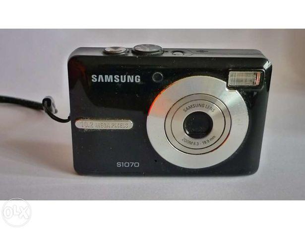 Maquina fotografica samsung10.2 megapixel s1070