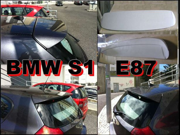 Aileron Bmw S1 E87 novo