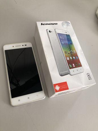 Lenovo S90 white