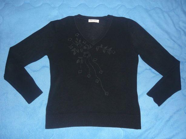 Czarne bluzki 36/38