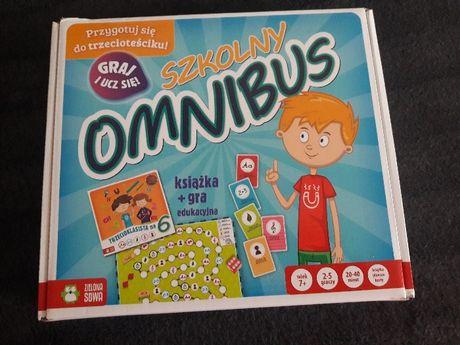 Gra edukacyjna Szkolny Omnibus