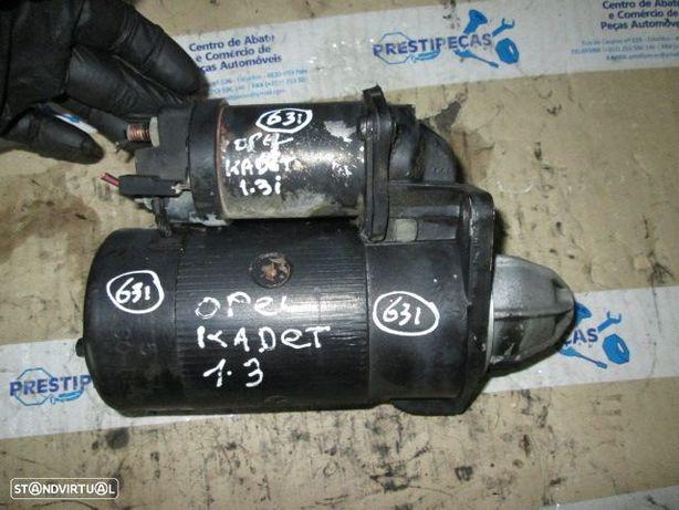 Motor de arranque S/REF0631 OPEL / KADETT / 1990 / 1,3I /
