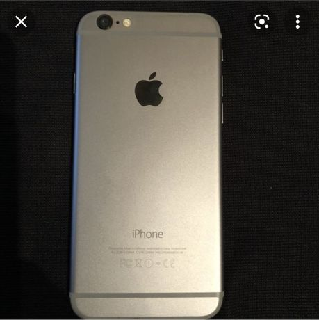 Iphone 6s silver edition