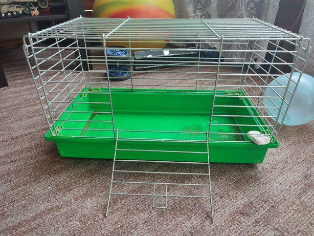 Клітка для хом'яка, клетка для хомяка, морской свинки