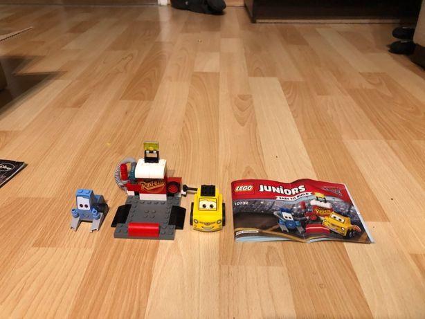 Zestaw lego juniors warsztat luigi guido