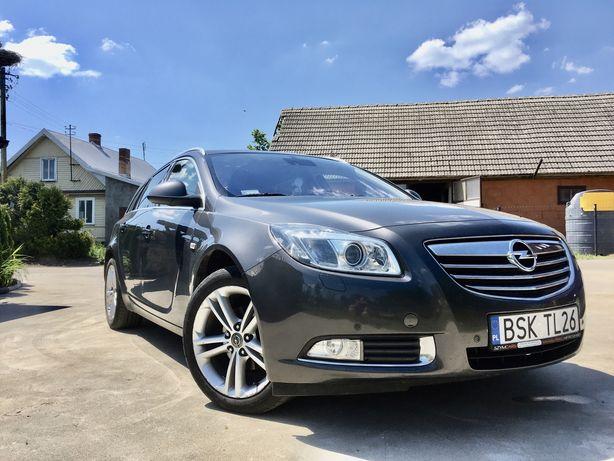 Opel Insignia 2.0 CDTI *Jasne Skóry*Bixenon skrętny*Ledy*Duża Navi*