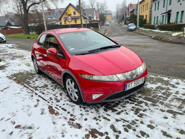 Honda Civic UFO  2 .2 . Pakiet R, nawigacja. OKAZJA
