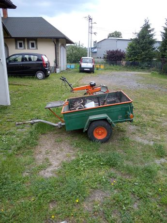 Traktork Fortschrit 931
