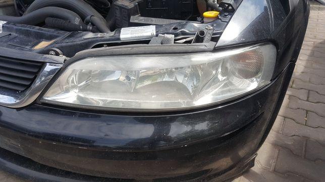 Opel Vectra B Lift lampy przód przednie lewa prawa komplet