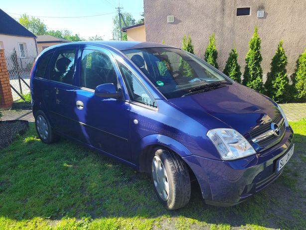 Opel Meriva sprowadzony przygotowany do rejestracji