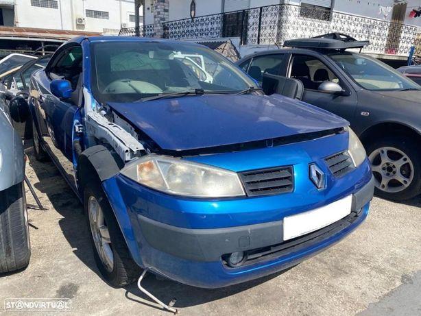 Renault Megane Cabrio Para Peças