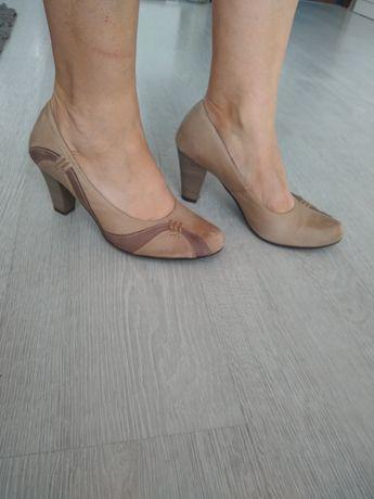 Buty skurzane rozmiar 38