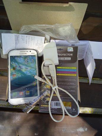 Samsung GALAXY Grand GT-i9082DUOS з зарядним(стан як новий)є карта