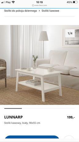Ikea Lunnarp stolik kawowy NOWY !