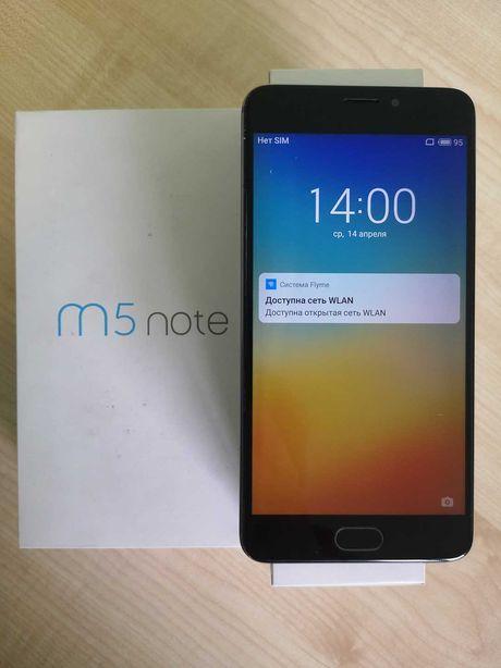 Смартфоны Meizu M5 Note 32 Gb Уценка