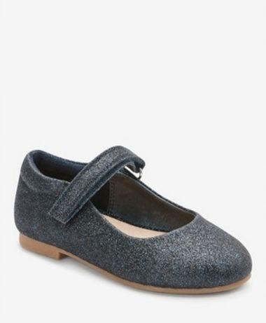 NEXT piękne nowe buciki balerinki Mary Jane 20,5 13 cm
