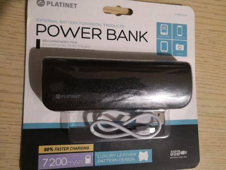 Power Bank Platinet 7200