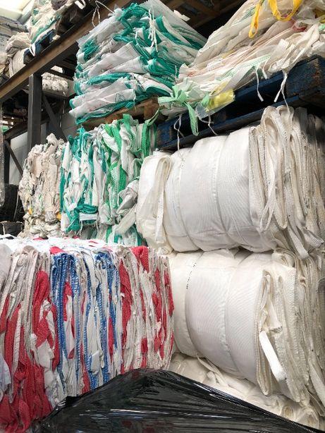 BIG BAG IMPORTER worki nowe i używane 100/100/130 cm z lejem zasypowym
