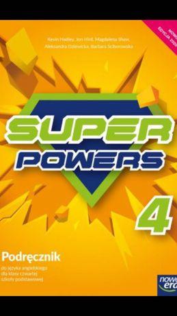 Język angielski 4 7 Super Powers pomoce książka nauczyciela