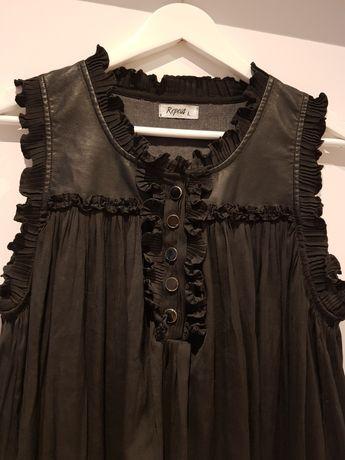 Czarna sukienka roz .L