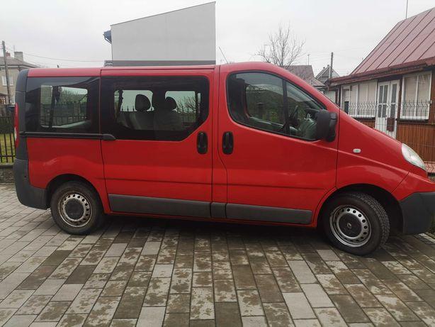 Renault Trafic po dużym serwisie!!!