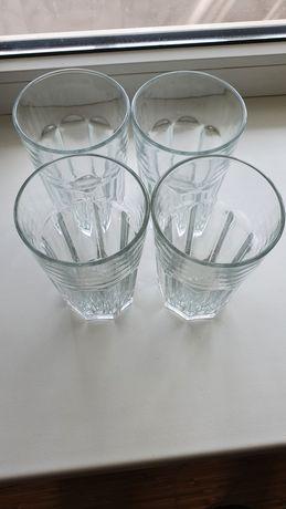 Набор пивных бокалов / стаканов Ikea 4шт. 400мл.