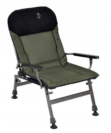Fotel wędkarski krzesło elektrostatyk FK5 składany