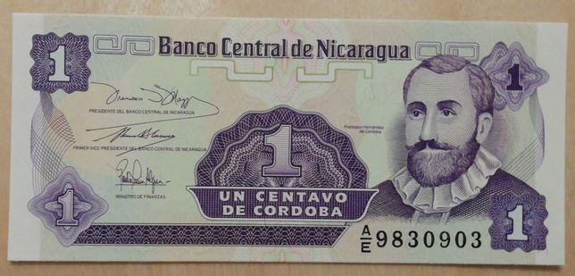 Nota da Nicarágua