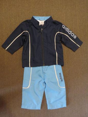 Спортивний костюм для хлопчика на 6-9 міс.