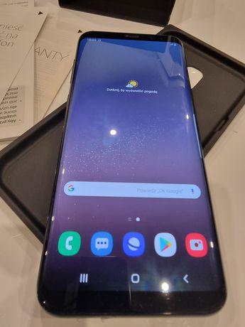 Samsung galaxy s8+ 64gb stan idealny! Bez ryski