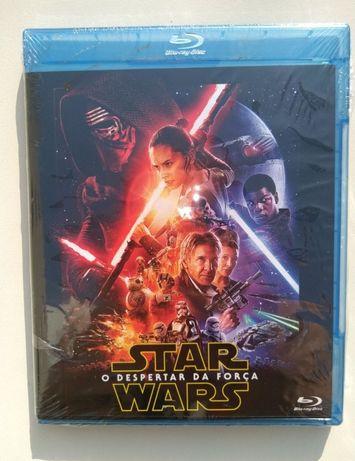 Blu-ray Star Wars : O Despertar da Força ( 2 blu rays)