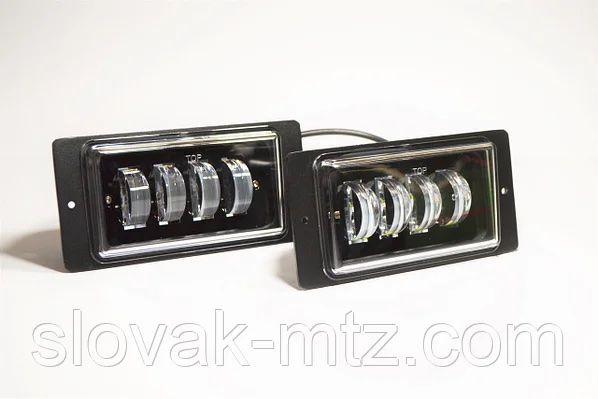 Дополнительная светодиодная LED фара( На ваз 2110,2115 )