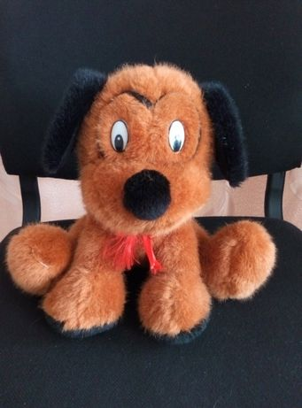 Мягкая игрушка собачка