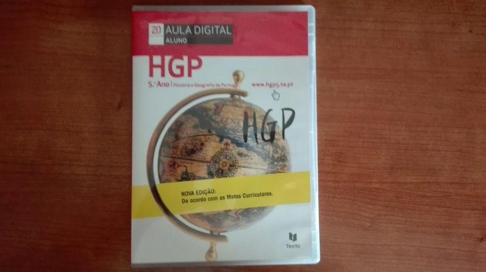 Dvd Aula digital HGP 5Ano 2015/2016 São Miguel de Poiares - imagem 1