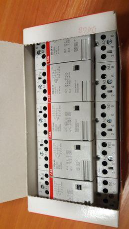 Stycznik ESB 24-40 ABB 230V - 5 szt.