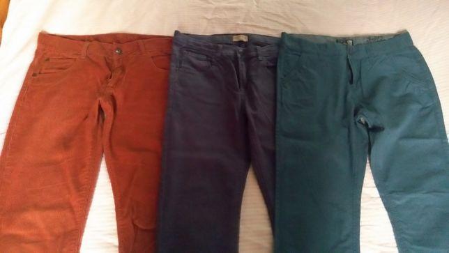 Spodnie r 164