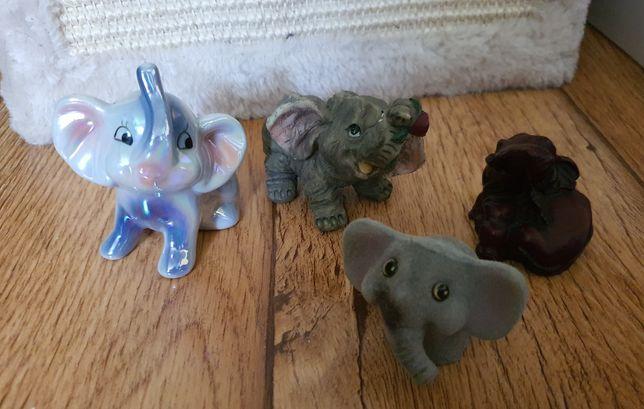 Słonie słoniki na szczęście