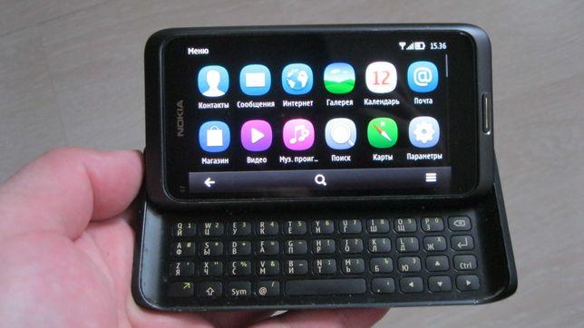 Смартфон Nokia E7 - оригинал