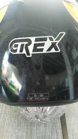 Kask motocyklowy Grex r.M