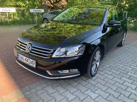 Volkswagen Passat b7 Usa Europe седан универсал шрот розборка капот